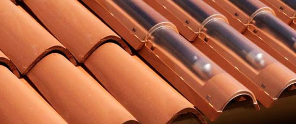 Tejas fotovoltaicas, energía solar para hogares