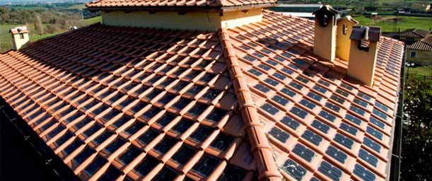 Ventajas y desventajas de las Tejas fotovoltaicas