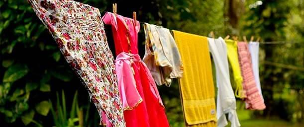 Consejos para lavar la ropa siendo ecológicos