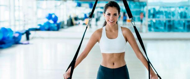 TRX y sus beneficios como entrenamiento físico