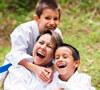 Las artes marciales ideales para practicar en familia