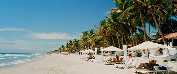 Playa El Agua, turismo, artesanía, surf y body boarding