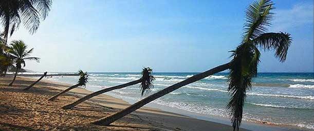 Playa Guacuco, sol, mar y orfebrería