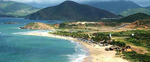 Playa Caribe, todos los servicios al turista