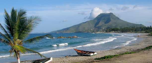 Playa El Tirano, un vestigio de la historia de Margarita