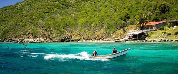 Playa Puerto Fermín, pedacito de costa lleno de tranquilidad