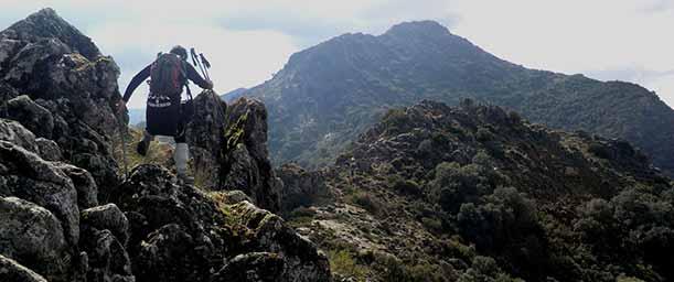 La Sierra, ciclismo y ejercicio en lo alto de Margarita