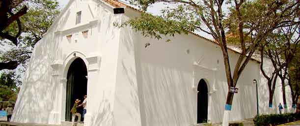 Historia del Cristo del Buen Viaje en Margarita