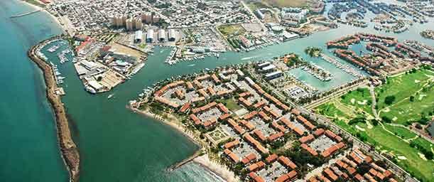 Puerto La Cruz, polo de desarrollo en el oriente venezolano
