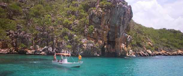 Islas Chimanas, un pequeño tesoro escondido en el Caribe