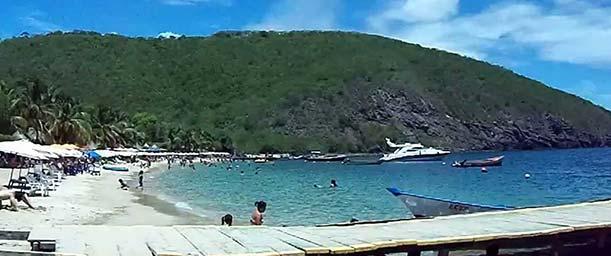 Punta La Cruz, con excelentes servicios para el turista