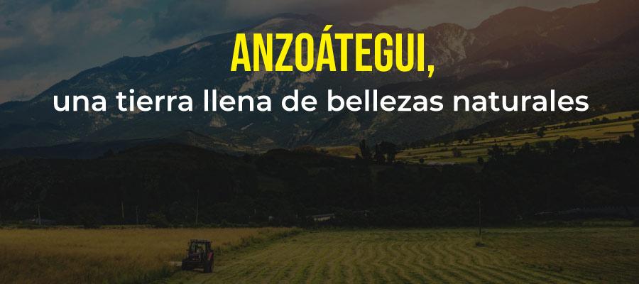 Anzoátegui, una tierra llena de bellezas naturales