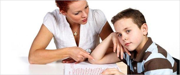 Cómo ayudar a los hijos con las tareas