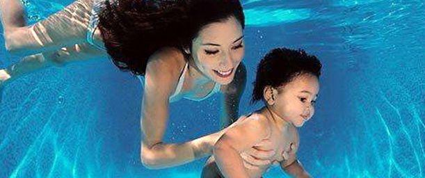 Beneficios de la natación para niños y adultos