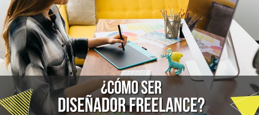 Cómo ser diseñador freelance
