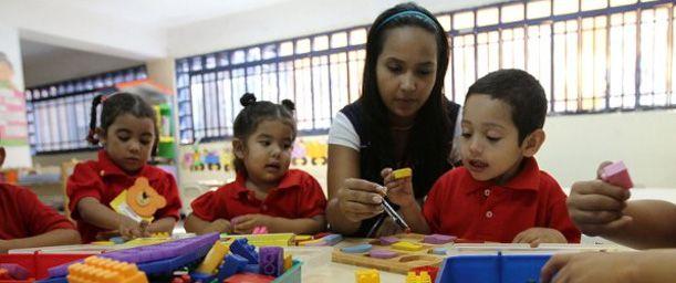 La educación preescolar o inicial en Venezuela