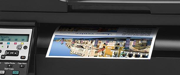 Cómo funciona una impresora láser