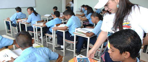 La educación media en Venezuela