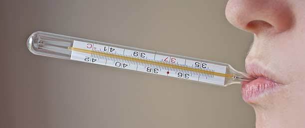¿Qué es un termómetro?
