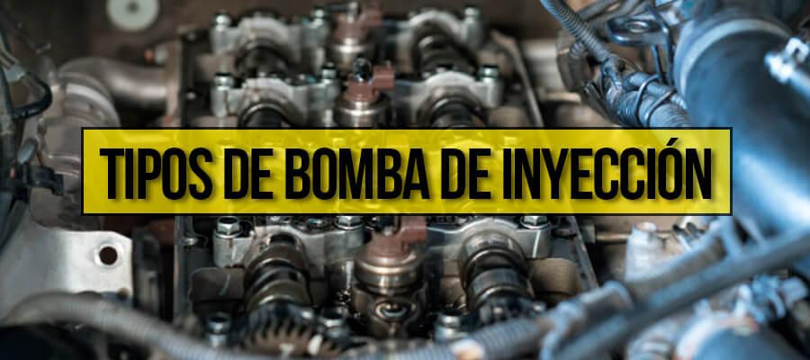 Tipos de bomba de inyección