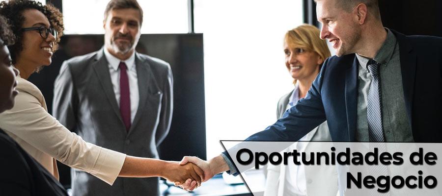 Oportunidades de negocio
