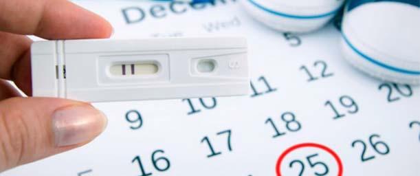 Calculadora de embarazo