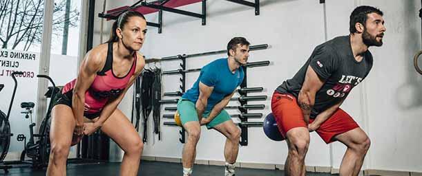 ¿Cómo entrenar Crossfit en el Gym?