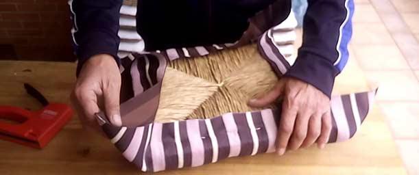 ¿Cómo tapizar una silla?