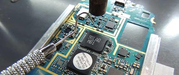 Cómo reparar celulares