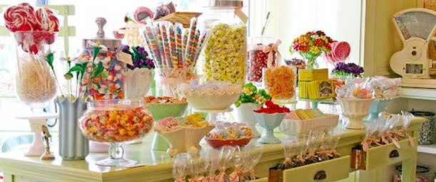 ¿Cómo hacer una mesa de dulces?