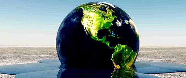 Causas y efectos del calentamiento global