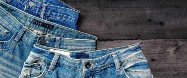 Cómo teñir un pantalón