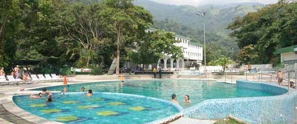 Lo que debe saber sobre las aguas termales en Venezuela