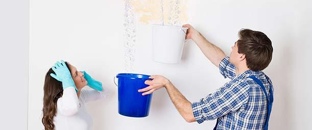 Cómo solucionar filtraciones en el techo