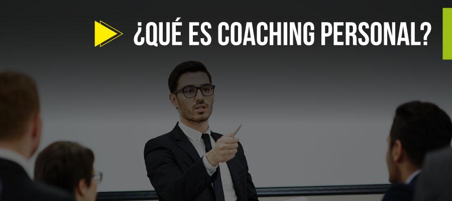 Qué es coaching personal
