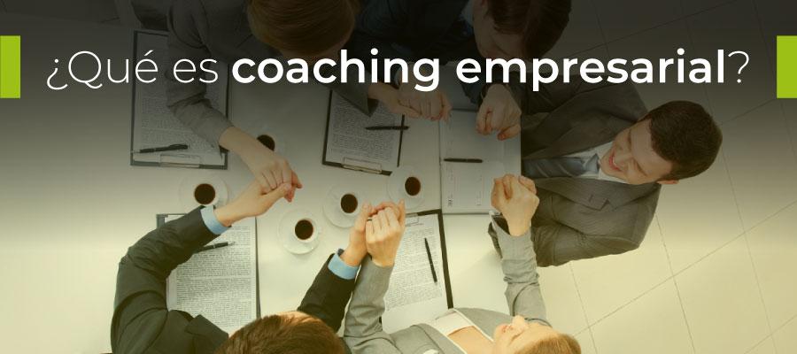 Qué es coaching empresarial