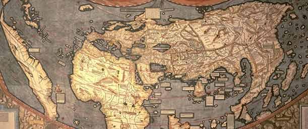 Qué es un mapa cartográfico