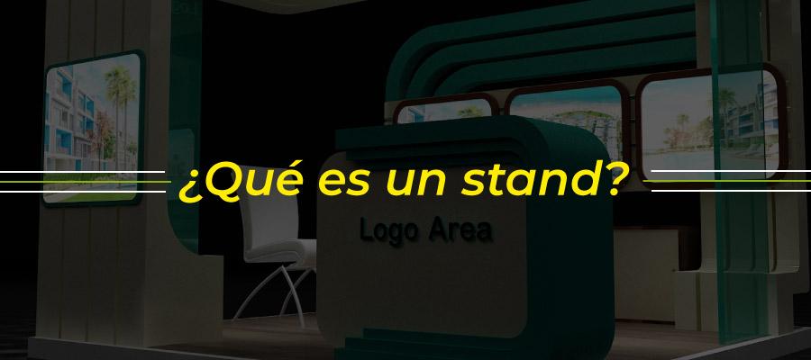 Qué es un stand
