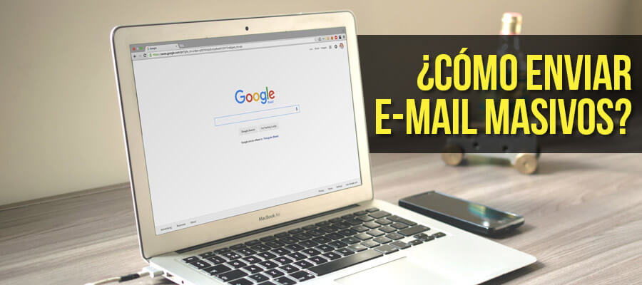 Cómo enviar e-mail masivos