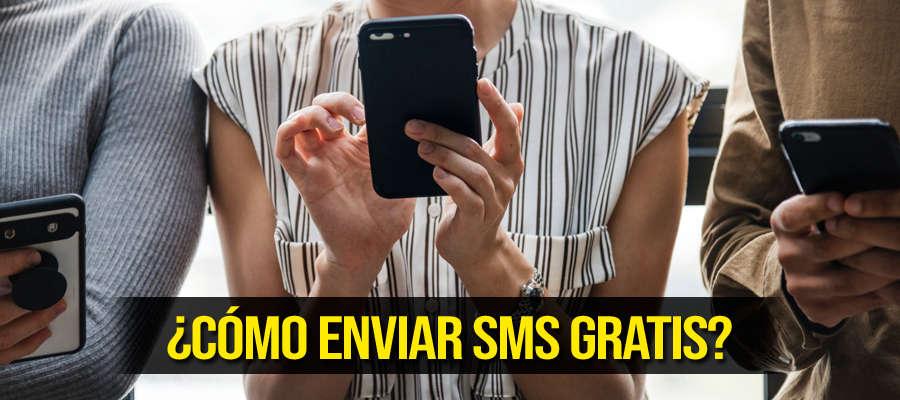 Cómo enviar SMS gratis