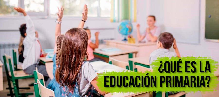 Qué es la educación primaria