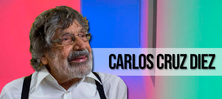 Carlos Cruz-Diez, arte, color y movimiento