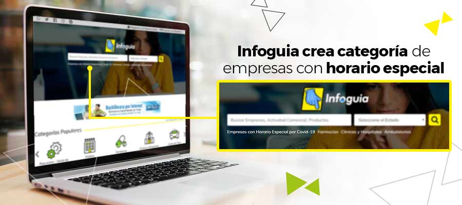 Infoguia crea categoría de empresas con horario especial