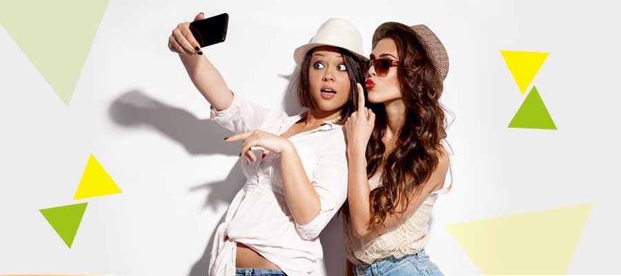 Haz autofoto linda y responsable en el Día Internacional de la Selfie