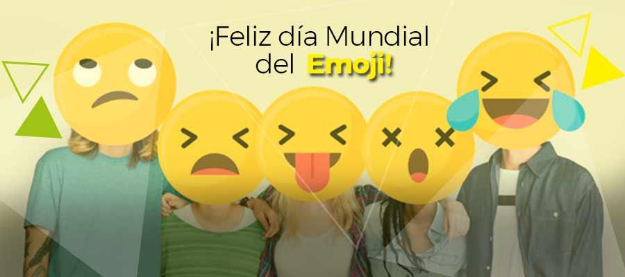 Día Mundial del Emoji. ¡El gran elemento visual de la comunicación!