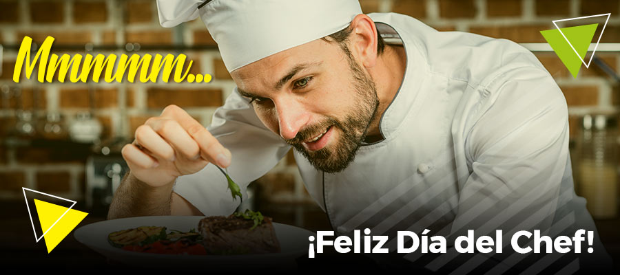 Día Internacional de Chef. ¿Cuál es tu plato inolvidable?