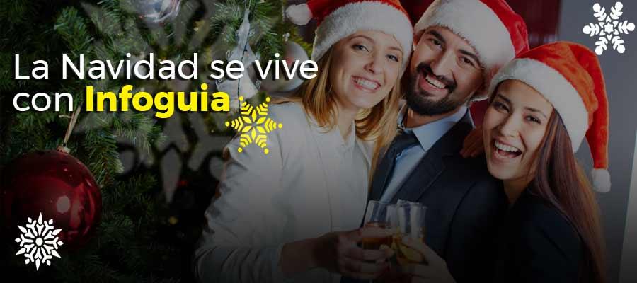 La Navidad se vive con Infoguia