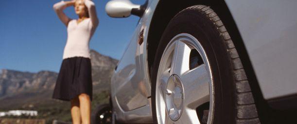 Cómo cuidar los cauchos del carro