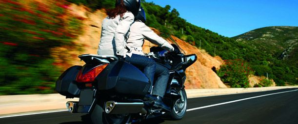 Consejos para la conducción segura de motos
