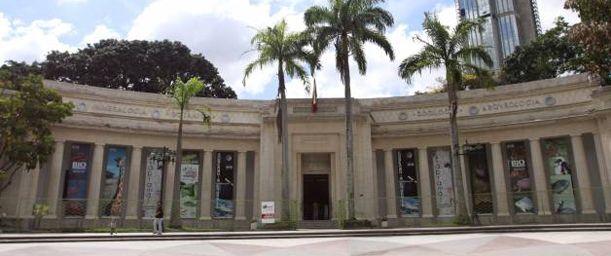 Los teatros y museos de Caracas
